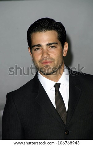 Jesse Metcalfe  at the 'Vanity Fair Portraits Photographs 1913-2008' Exhibit Opening. LACMA, Los Angeles, CA. 10-21-08