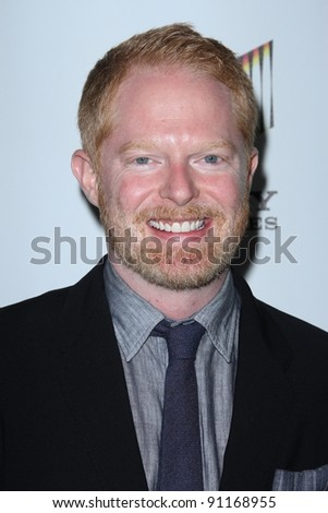 "Jesse Tyler Ferguson at the 6th Annual ""A Fine Romance"" Benefit Celebrating The Motion Picture & Television Fund's 90th Anniversary, Sony Studios, Culver City, CA 10-15-11"