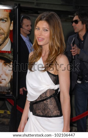 "Jessica Biel  at ""The A-Team"" Los Angeles Premiere, Chinese Theater, Hollywood, CA. 06-03-10"