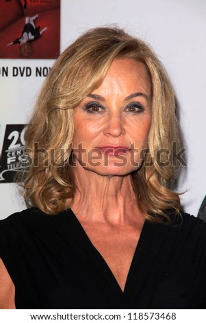 "Jessica Lange at the Premiere Screening of FX's ""American Horror Story: Asylum,"" Paramount Theater, Hollywood, CA 10-13-12"
