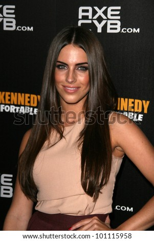 "Jessica Lowndes at the premiere of Jamie Kennedy's Showtime Special ""Uncomfortable,"" Drai's, Hollywood, CA. 11-04-10"