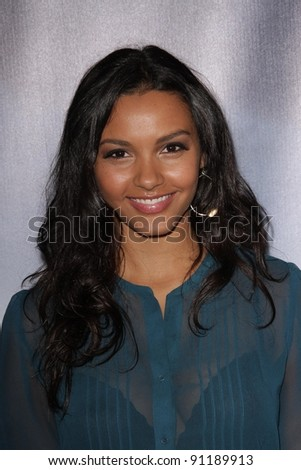 "Jessica Lucas at the ""Super 8"" Blu-ray And DVD Release Party, AMPAS Samuel Goldwyn Theater, Beverly Hills, CA 11-22-11"