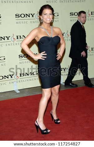 Jessica Simpson at the 2007 Sony/BMG Grammy After Party. Beverly Hills Hotel, Beverly Hills, CA. 02-11-07