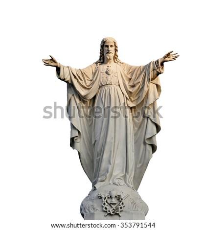 Jesus Christ, the son of God  - stock photo