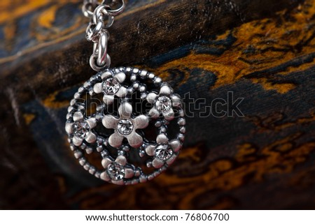 Jewelery - stock photo
