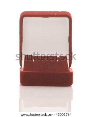 Jewelery box - stock photo