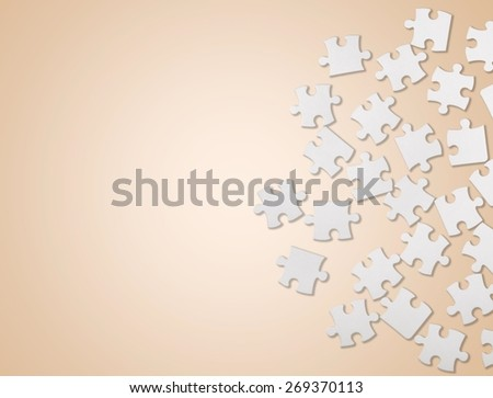 Jigsaw Piece, Puzzle, Part Of.