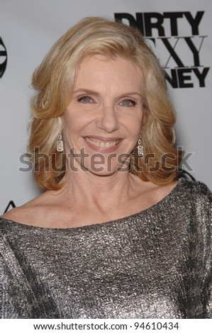 "Jill Clayburgh at the premiere of her new TV series ""Dirty Sexy Money"" at the Paramount Theatre, Hollywood. September 24, 2007  Los Angeles, CA Picture: Paul Smith / Featureflash"