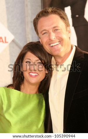 Jillian Harris and Chris Harrison  at the Los Angeles Premiere of 'The Proposal'. El Capitan Theatre, Hollywood, CA. 06-01-09