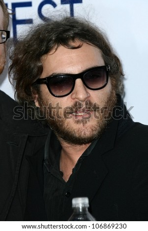 Joaquin Phoenix  at the AFI Fest 2008 Centerpiece Gala Screening of 'Che'. Grauman's Chinese Theatre, Hollywood, CA. 11-01-08