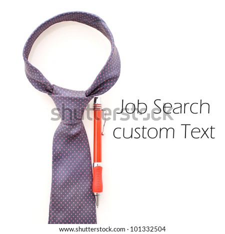 Job Search Background concept - stock photo