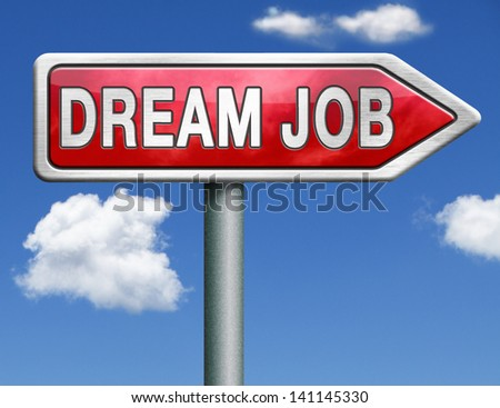 job search road sign find vacancy for jobs dream career move help wanted job ad recruitment arrow job icon job button hiring now - stock photo