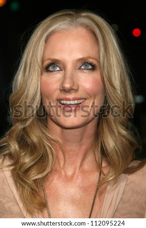 "Joely RIchardson at the Los Angeles Premiere of ""The Last Mimzy"". Mann Village Theatre, Westwood, CA. 03-30-07"