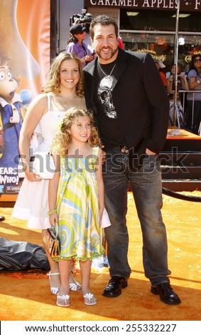 "Joey Fatone attends the World Premiere of ""Horton Hears a Who!"" held at the Westwood Village Theater in Westwood, California, United States on March 8, 2008."