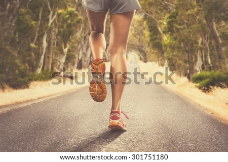 Jogging - stock photo