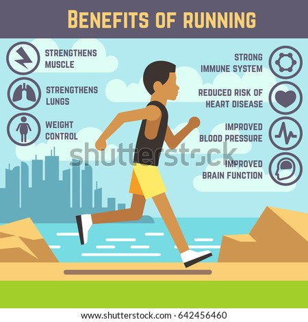 a discussion on the health benefits of jogging For substantial health benefits, adults should do at least 150 minutes (2 hours and 30 minutes) douglas gradually increases the time spent jogging.
