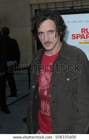 "John Hawkes at the ""Ruby Sparks"" Los Angeles Premiere, Egyptian Theatre, Hollywood, CA 07-19-12 - stock photo"
