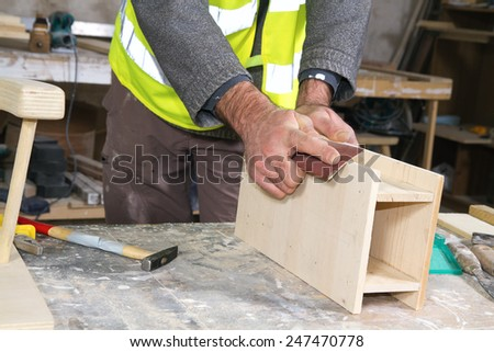 joiner - stock photo