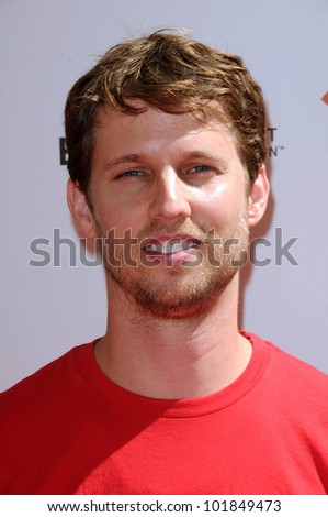 Jon Heder at the 2010 Stand Up To Cancer, Sony Studios, Culver City, CA. 09-10-10