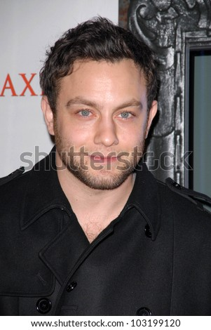 Jonathan Sadowski at the MAXIM magazine and Ubisoft launch of Assassin's Creed II, Voyeur, West Hollywood, CA. 11-11-09