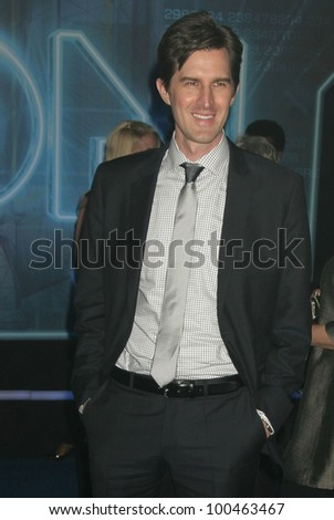 "Joseph Kosinski at the ""TRON: Legacy"" Los Angeles Premiere, El Capitan, Hollywood, CA. 12-11-10"