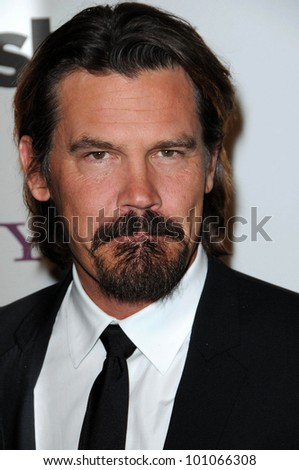 Josh Brolin at the 14th Annual Hollywood Awards Gala, Beverly Hilton Hotel, Beverly Hills, CA. 10-25-10