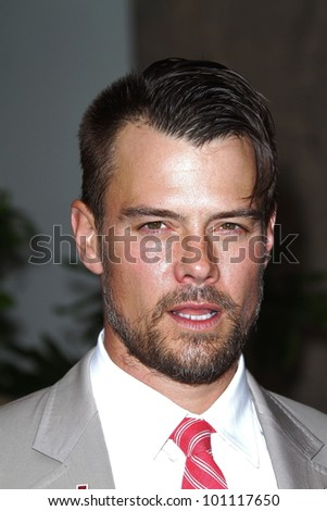 Josh Duhamel at the Red Cross Red Tie Affair 2012, Fairmont Miramar Hotel, Santa Monica, CA 04-21-12