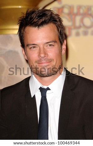 Josh Duhamel at the 68th Annual Golden Globe Awards Nominations Announcement, Beverly Hilton Hotel, Beverly Hills, CA. 12-14-10