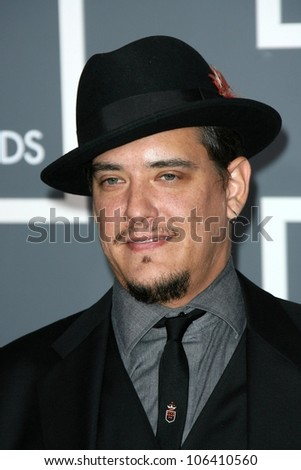 Josh Lopez at the 51st Annual GRAMMY Awards. Staples Center, Los Angeles, CA. 02-08-09