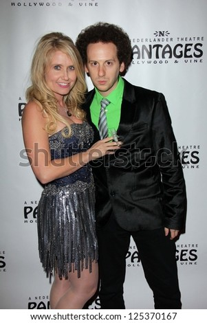"Josh Sussman at the ""Peter Pan"" Opening Night, Pantages, Hollywood, CA 01-15-13"
