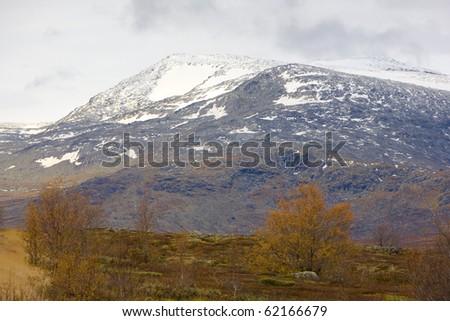 Jotunhejme National Park, Norway - stock photo