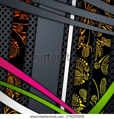 jpg, multi layered abstract background