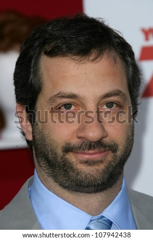 "Judd Apatow  at the ""You Don't Mess With The Zohan"" Los Angeles Premiere. Grauman's Chinese Theatre, Hollywood, CA. 05-28-08"