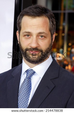 "Judd Apatow attends the World Premiere of ""Forgetting Sarah Marshall"" held at the Grauman's Chinese Theater in Hollywood, California, United States on April 10, 2008."