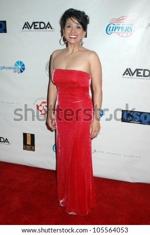 Judy Brown at the 2009 Valentines Day Gala 'Love Conquers H8'. Montage Hotel, Beverly Hills, CA. 02-14-09