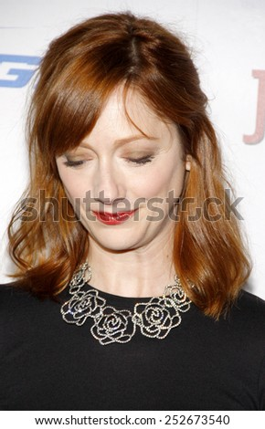 "Judy Greer at the Los Angeles Premiere of ""Jeff, Who Lives At Home"" held at the DGA Theatre,, California, United States on March 7, 2012."