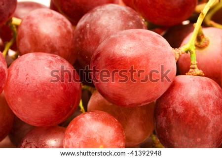 juicy grape background