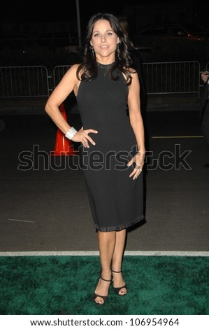 Julia Louis-Dreyfus  at the 18th Annual Environmental Media Awards. The Ebell Theatre, Los Angeles, CA. 11-13-08