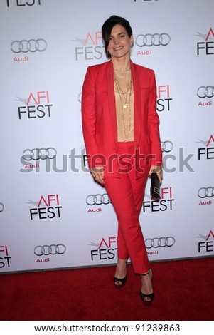 "Julia Ormond at the 2011 AFI FEST ""My Week With Marilyn"" Special Screening, Chinese Theater, Hollywood, CA 11-06-11"