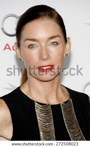"Julianne Nicholson at the AFI Fest 2013 screening of ""August: Osage County"" held at the TCL Chinese Theatre in Los Angeles on November 8, 2013."