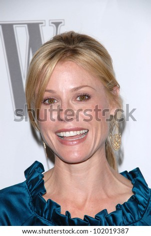 Julie Bowen at the Step Up 7th Annual Inspiration Awards, Beverly Hilton, Beverly Hills, CA. 05-14-10