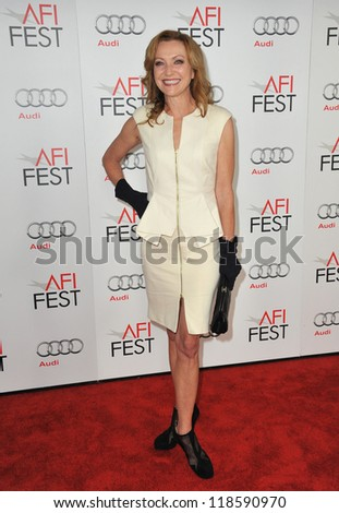 "Julie White at the AFI Fest premiere of her movie ""Lincoln"" at Grauman's Chinese Theatre, Hollywood. November 8, 2012  Los Angeles, CA Picture: Paul Smith"