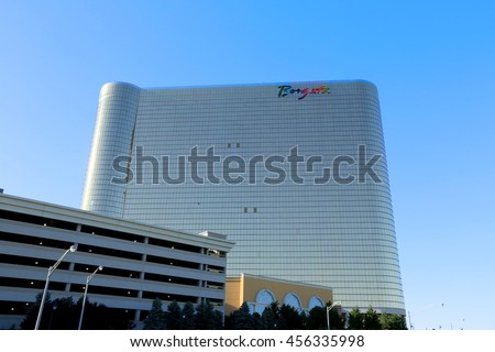 July 11, 2016 The Borgata Hotel and Casino in Atlantic City NJ. - stock photo