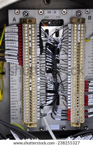 Junction box & Junction Box Stock Images Royalty-Free Images u0026 Vectors ... Aboutintivar.Com