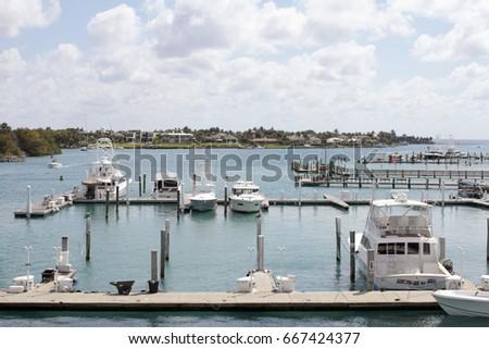Safe Harbor Marina Stock Island Fl