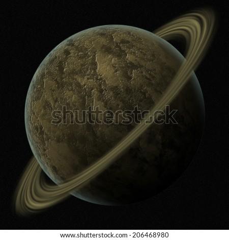 jupiter planet - stock photo