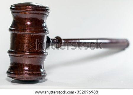 Justice - stock photo