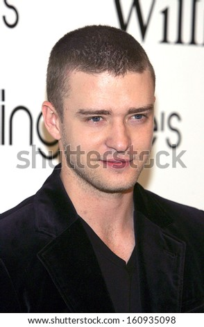 Justin Timberlake at in-store appearance for Launch of Justin Timberlake's William Rast Clothing Line, Bloomingdale's, New York, NY, November 01, 2005