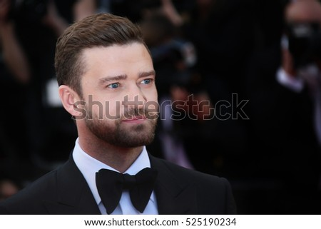 Justin Timberlake attends the 'Cafe Society' premiere and the Opening Night Gala during the 69th Cannes Film Festival at the Palais des Festivals on May 11, 2016 in Cannes, France.