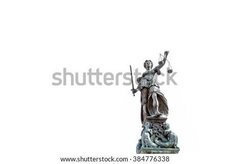 Justizia - stock photo